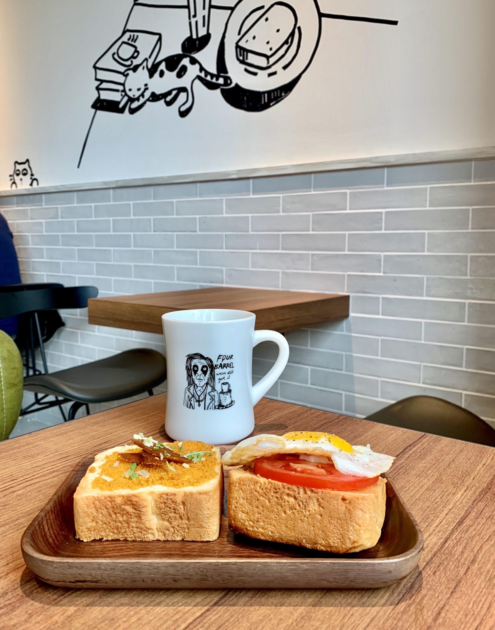 四桶咖啡Hello台北