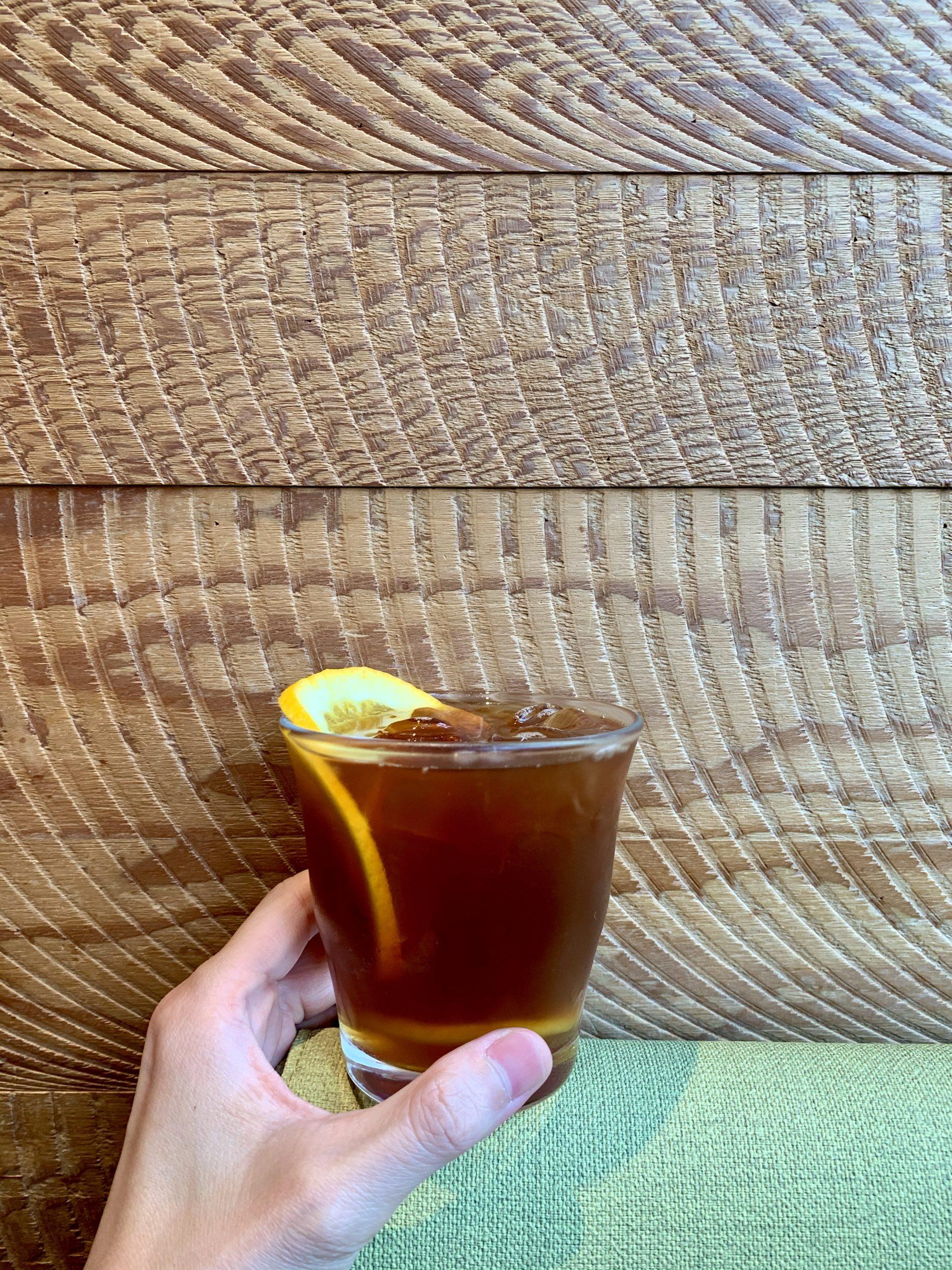 四桶咖啡檸檬紅烏龍