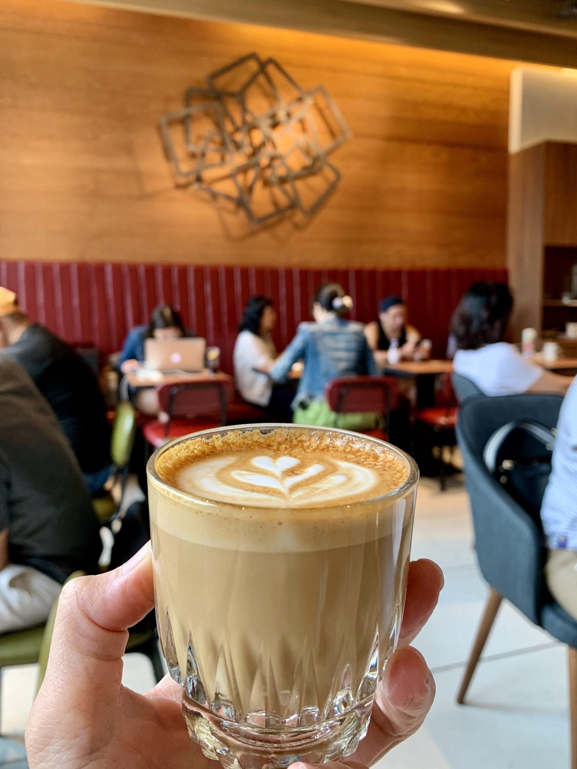 四桶咖啡短笛咖啡
