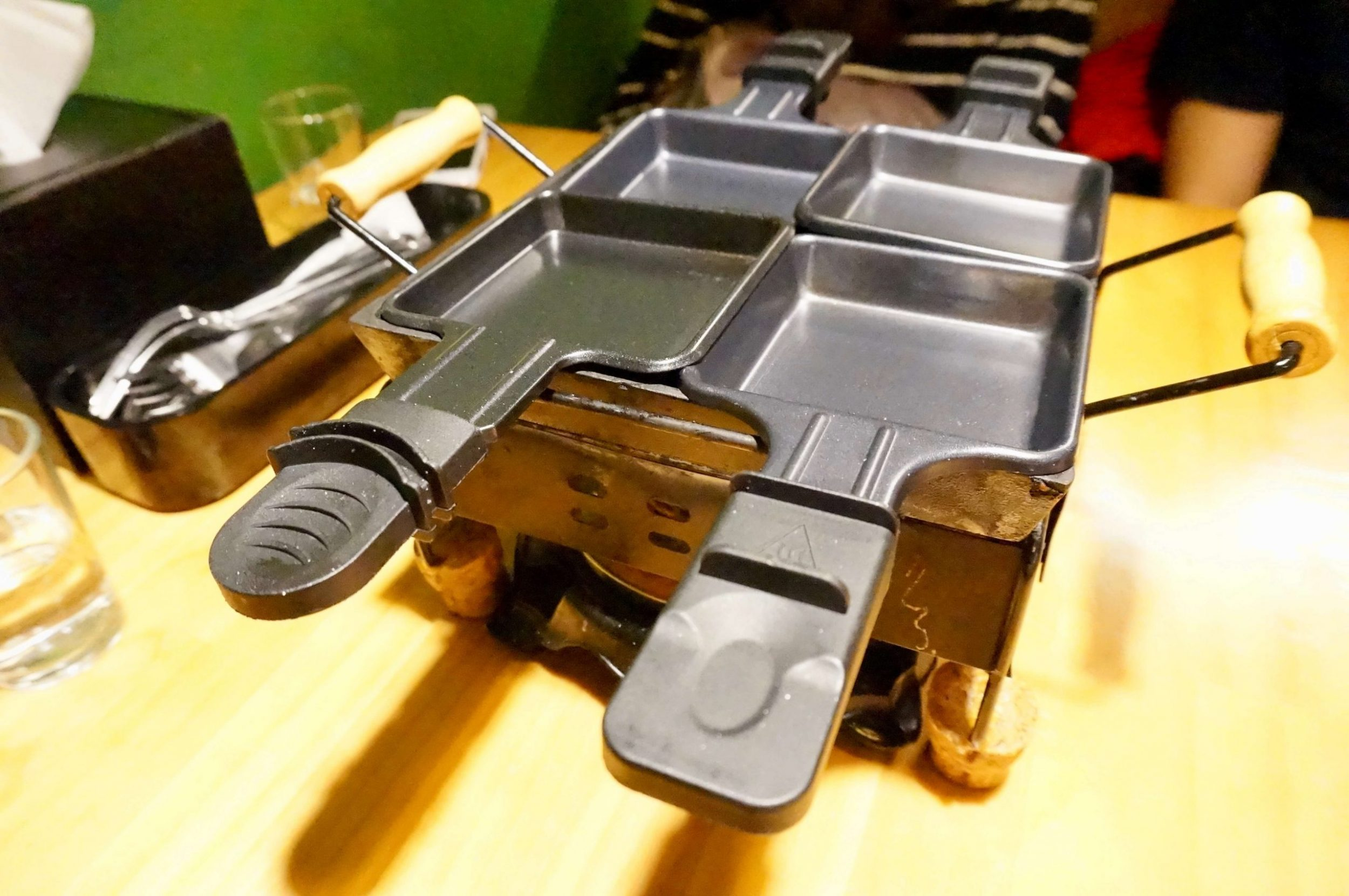 Le Puzzle Raclette
