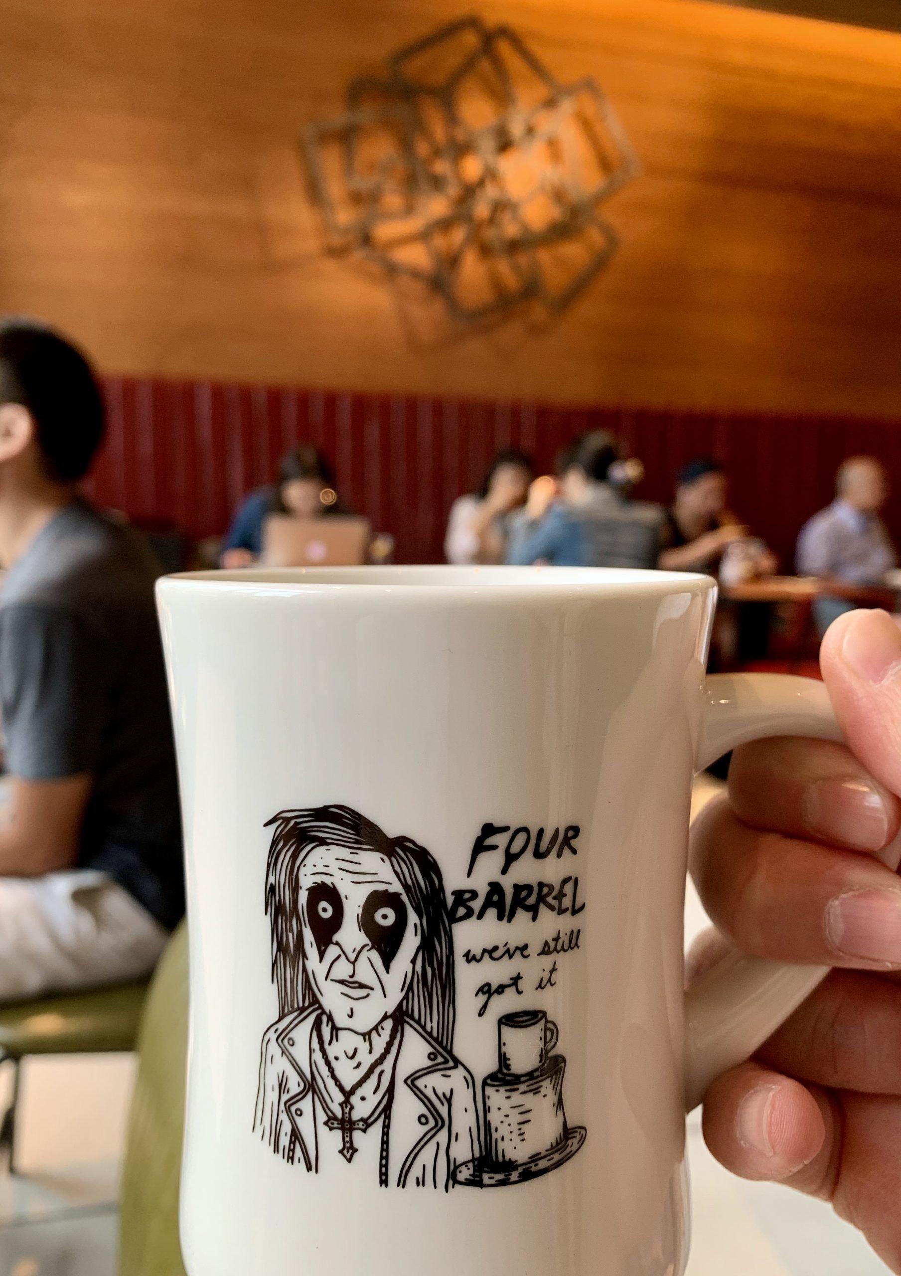 四桶咖啡單品手沖
