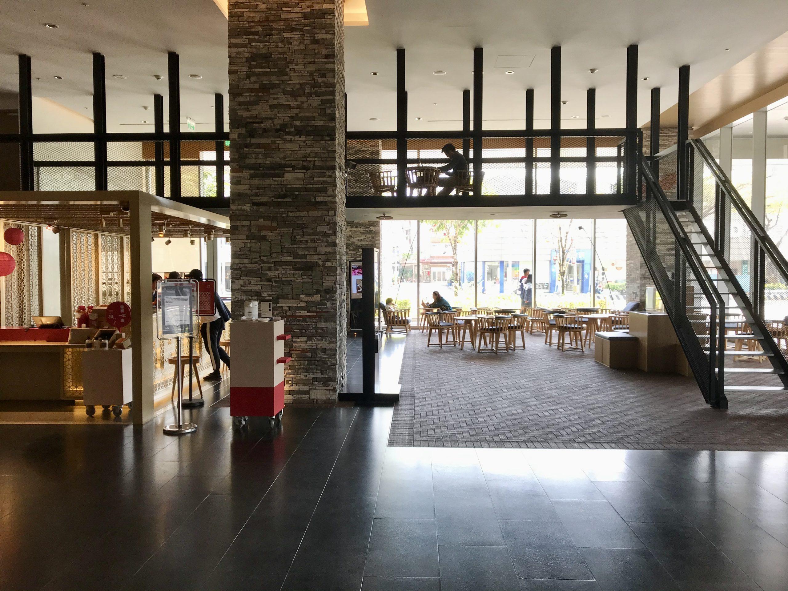 台南老爺行旅(The Place Tainan)|融入文創巧思的設計旅店