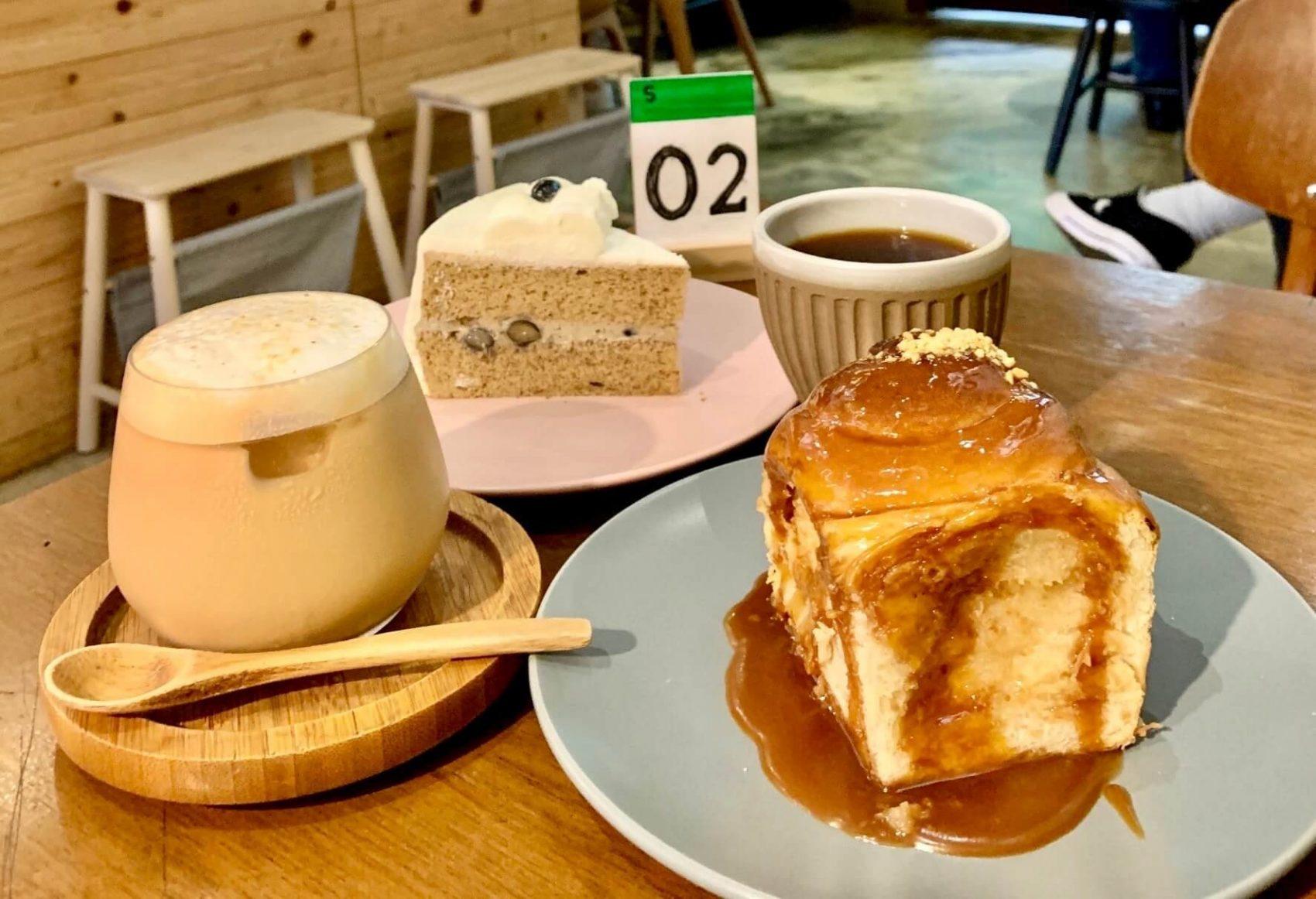 鹹花生咖啡館|迪化街老宅內飄咖啡香,招牌捲類必吃推薦