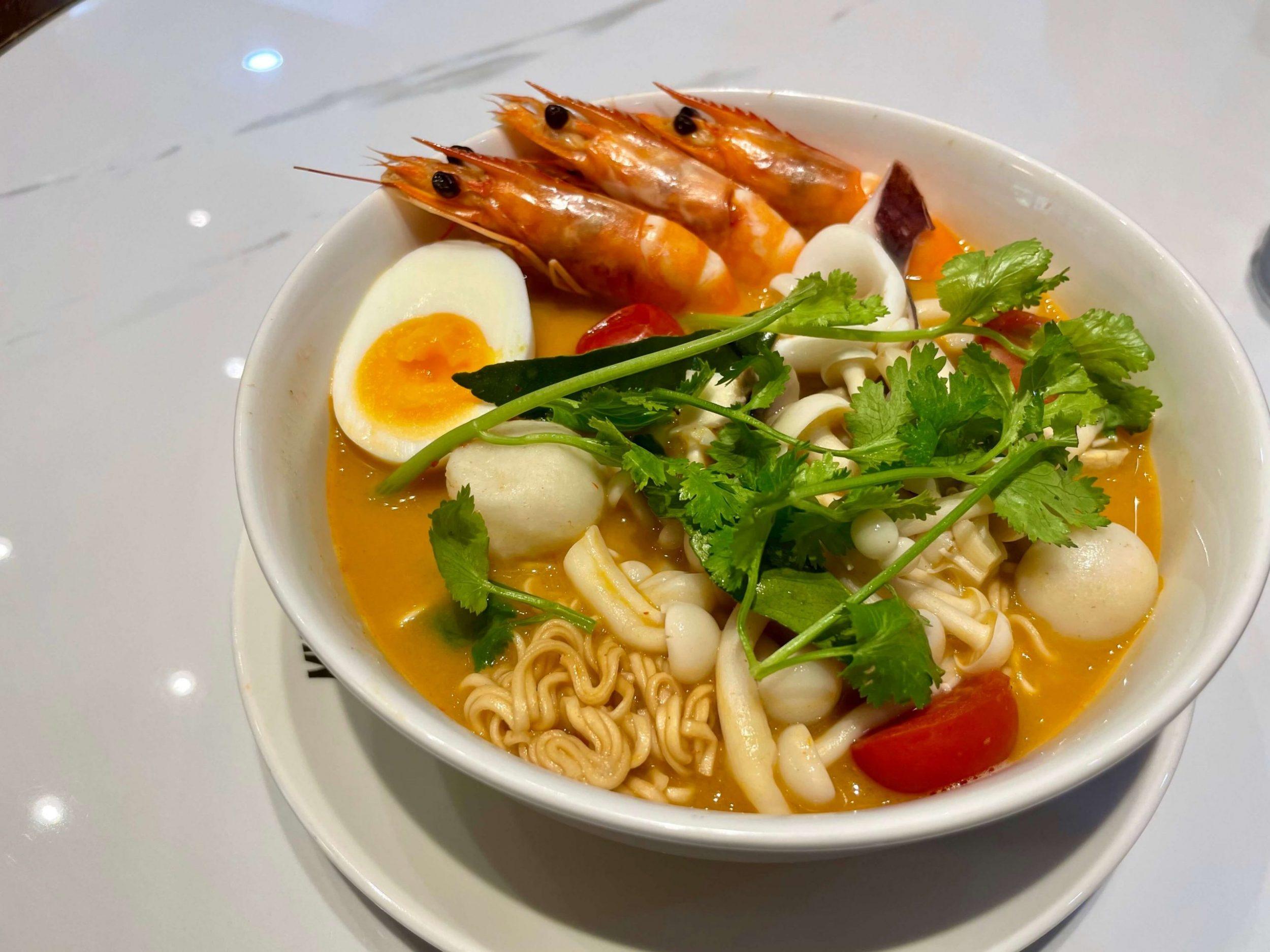Musa泰國料理|用餐環境舒適,多道經典與特色料理吃得好滿足  /台南美術2館附近泰國料理