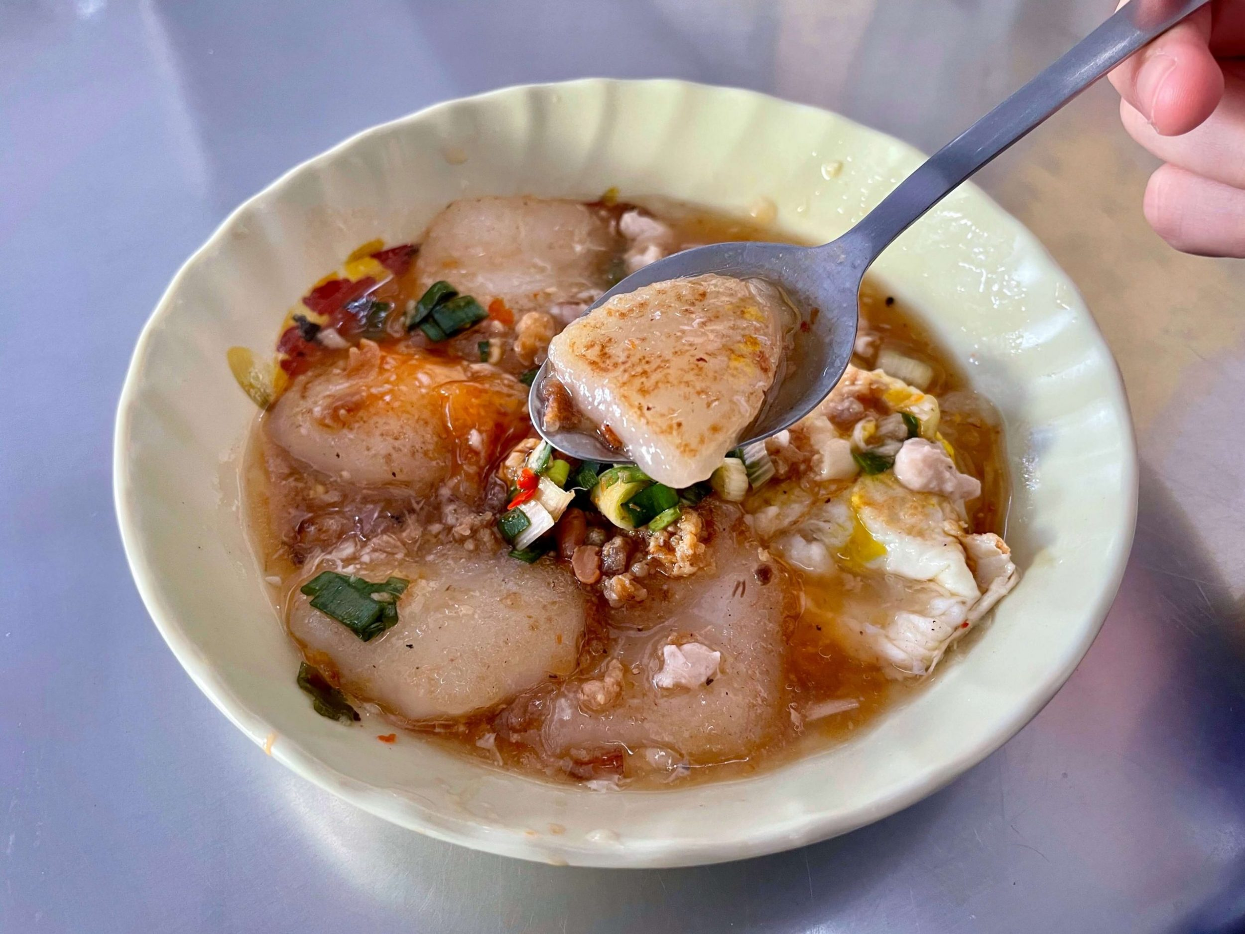 大灣三王廟肉粿